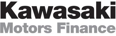 The Kawasaki Motors Finance Logo.